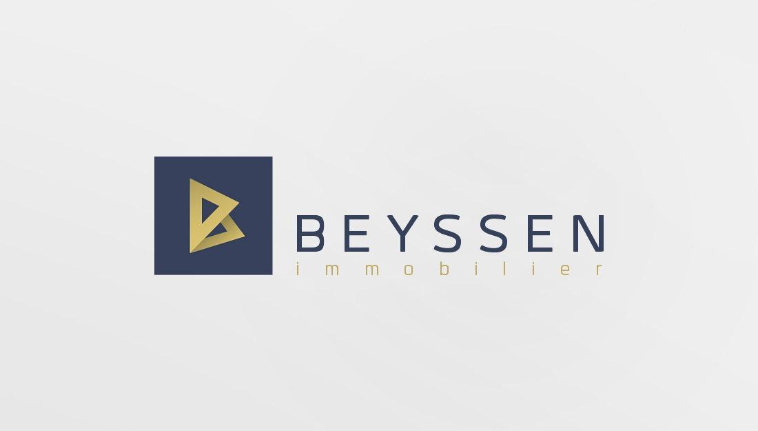Logotype Beyssen Immobilier Brive