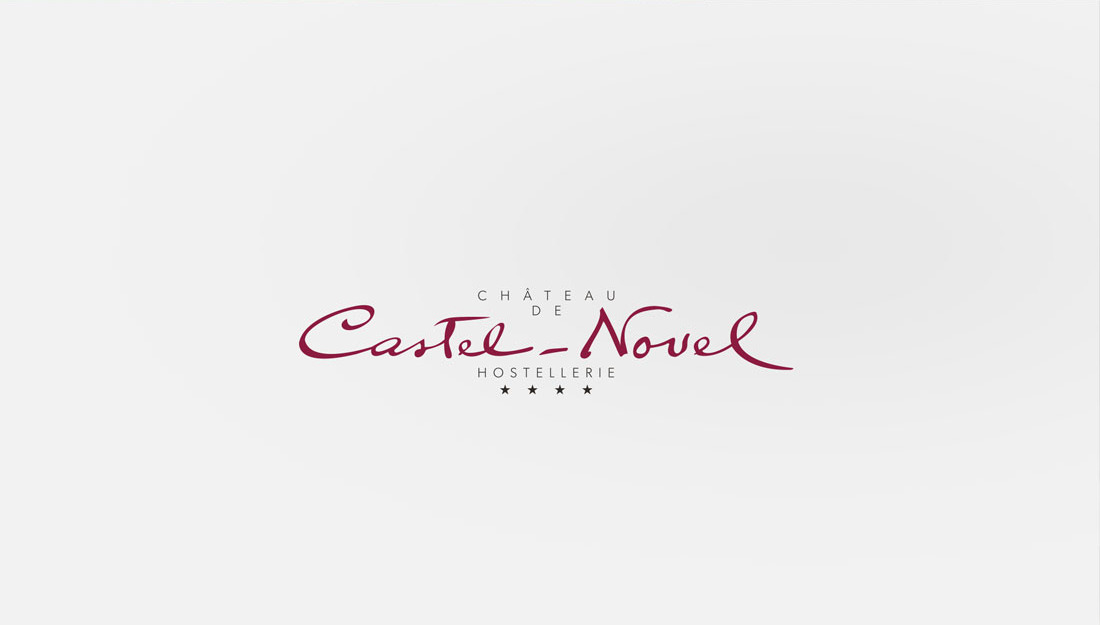 Logotype Chateau de Castel-Novel