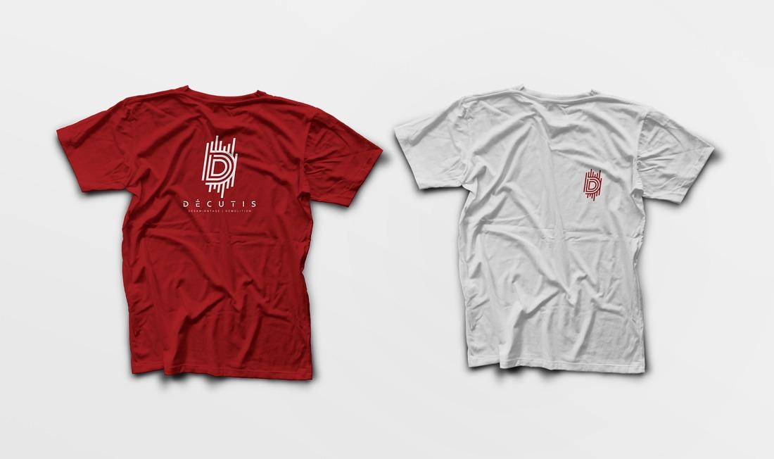 T-shirts Décutis