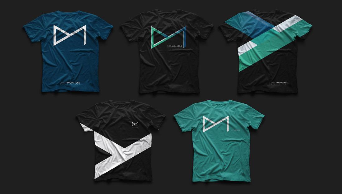 Dirty Monitor t-Shirts