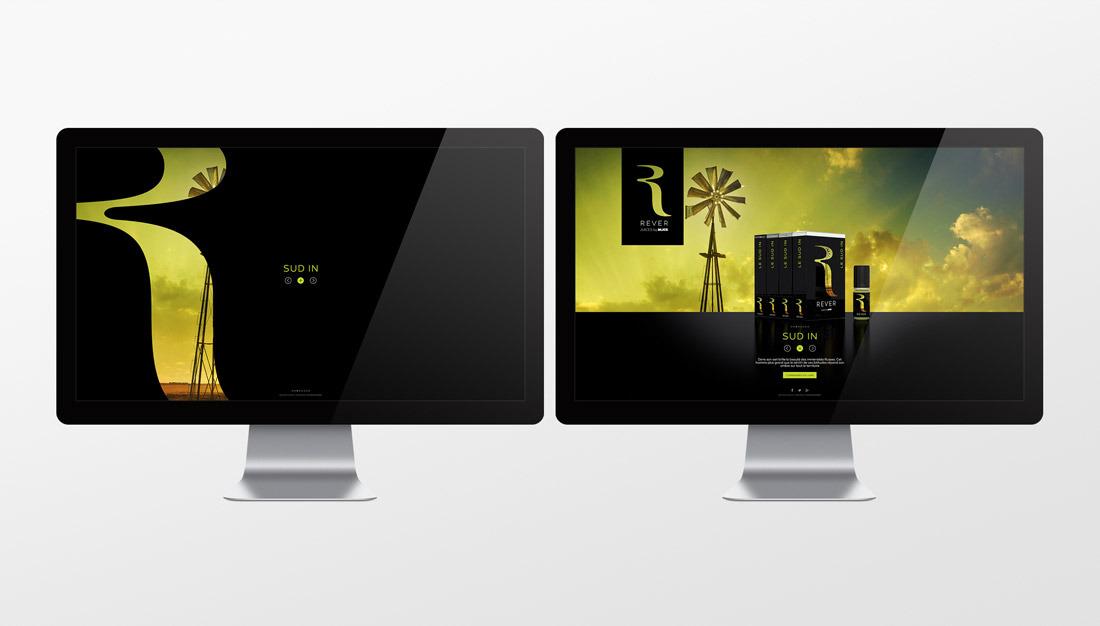 D'lice Rêver responsive design