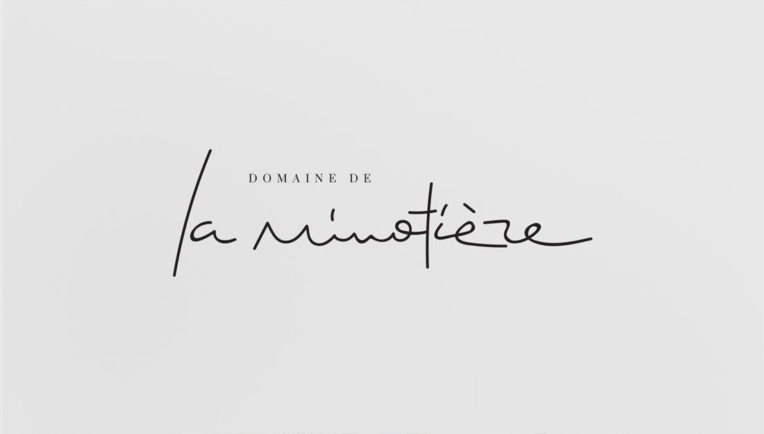 Domaine de la Minotière logo