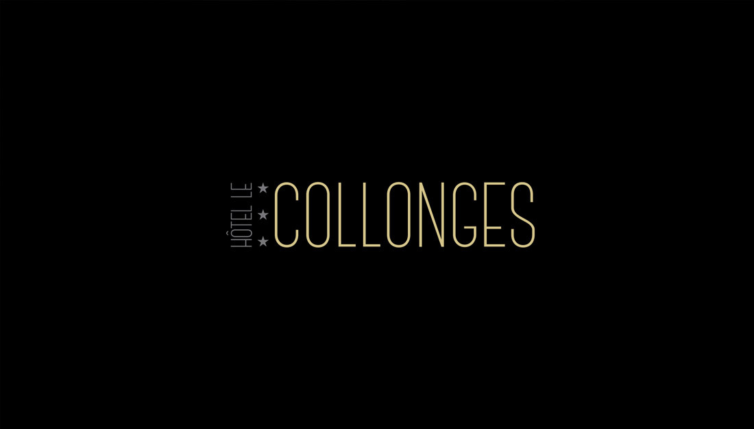 Hôtel Le Collonges Logotype