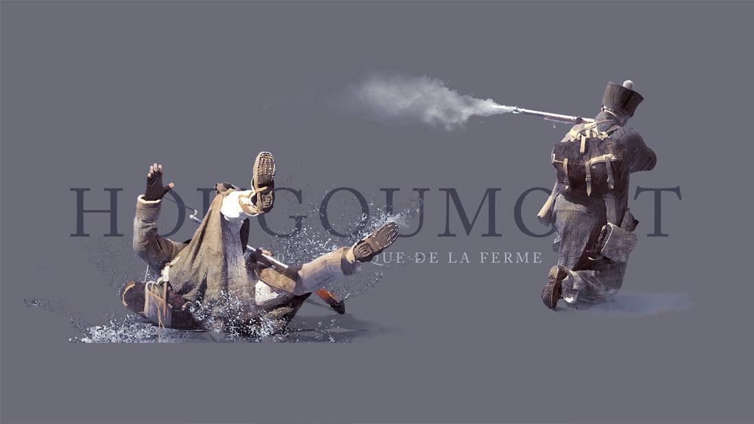La Ferme d'Hougoumont