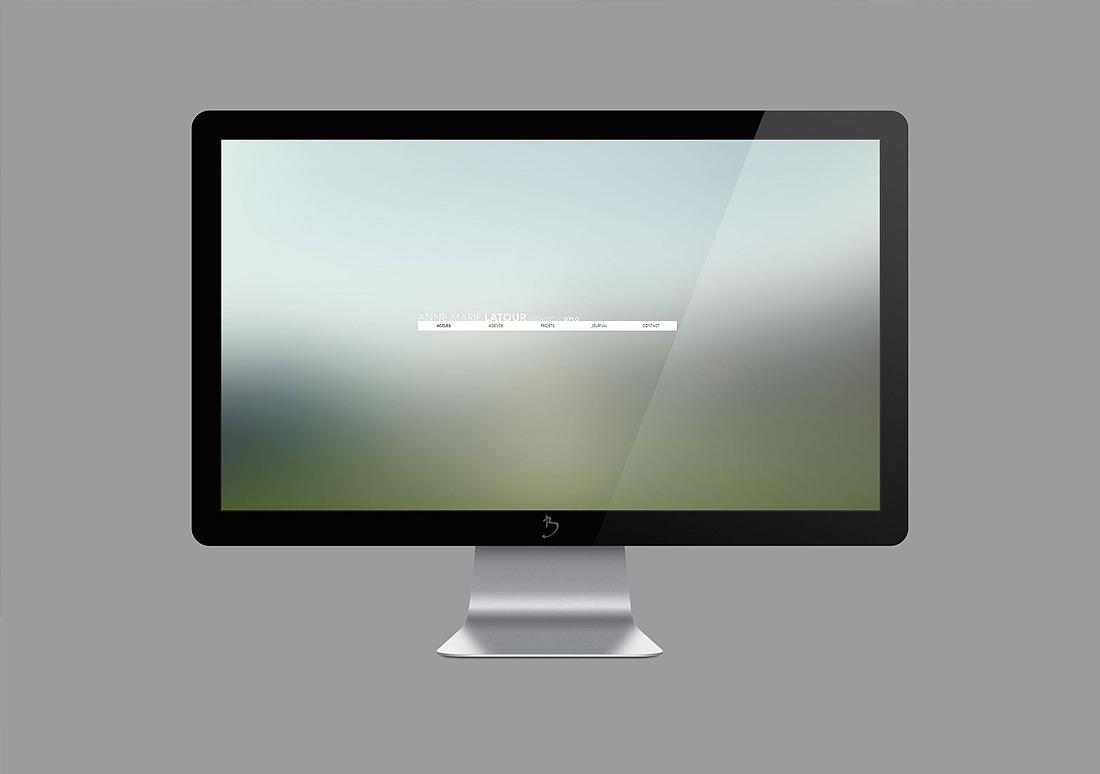 Latour Architecte Site internet