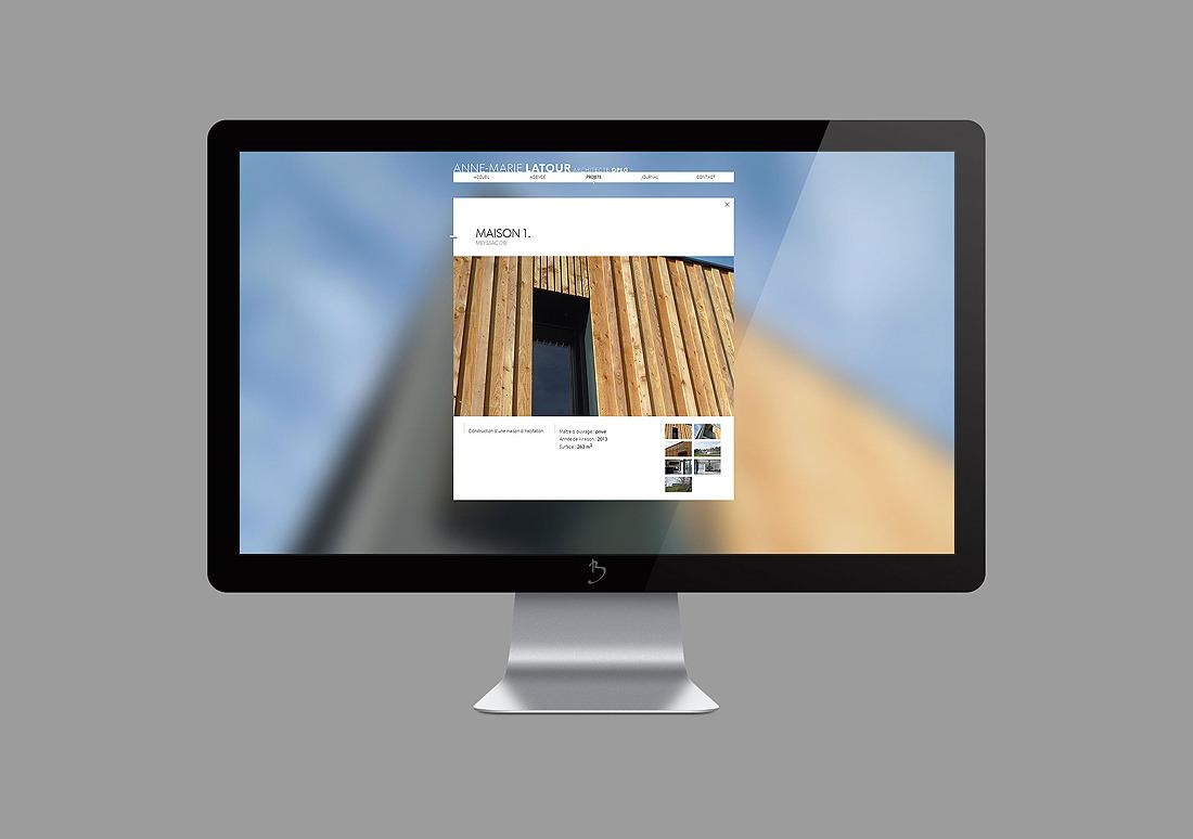 Site architecture Latour