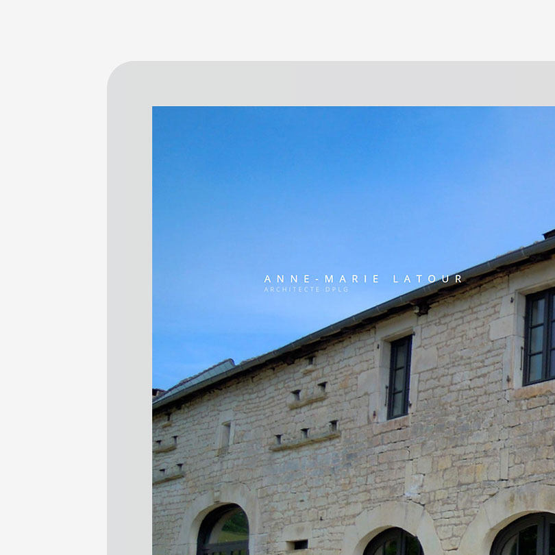 Latour Architecte Website
