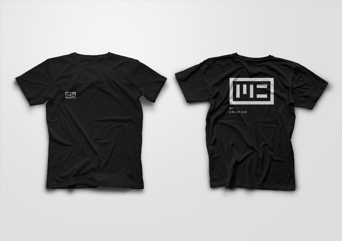 T-shirt MC Création