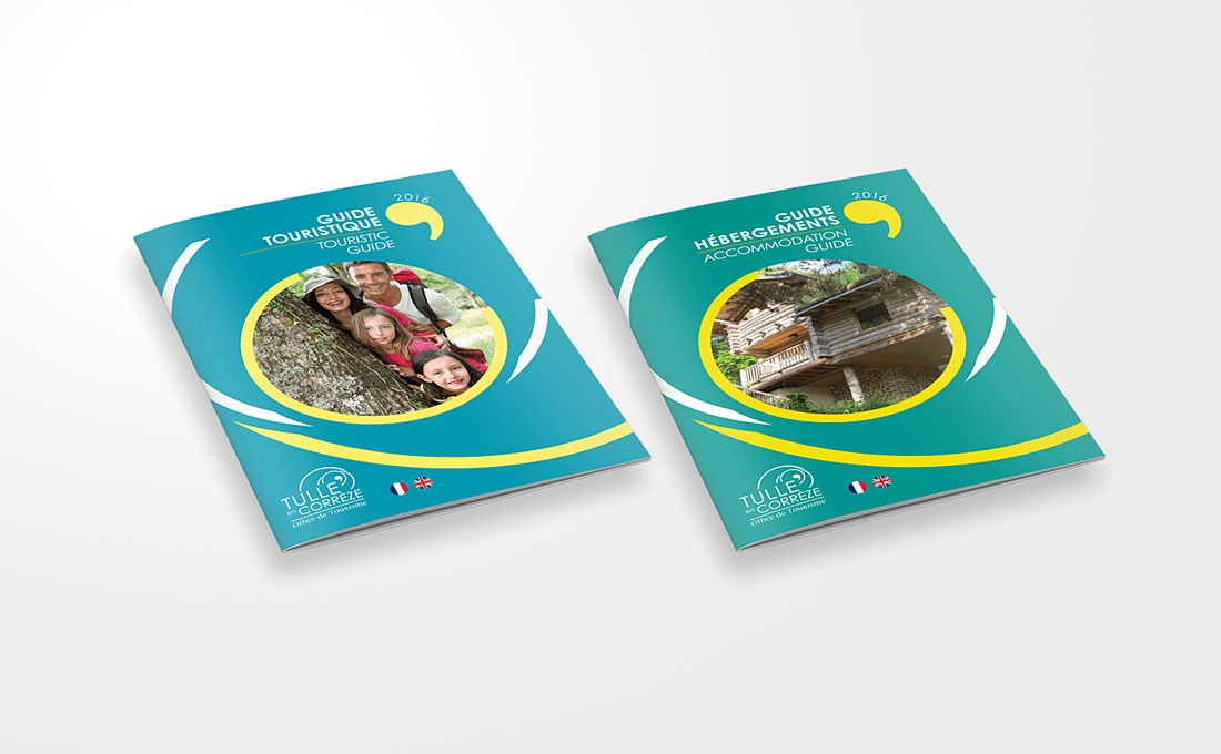 Brochure Bicom Office tourisme Tulle