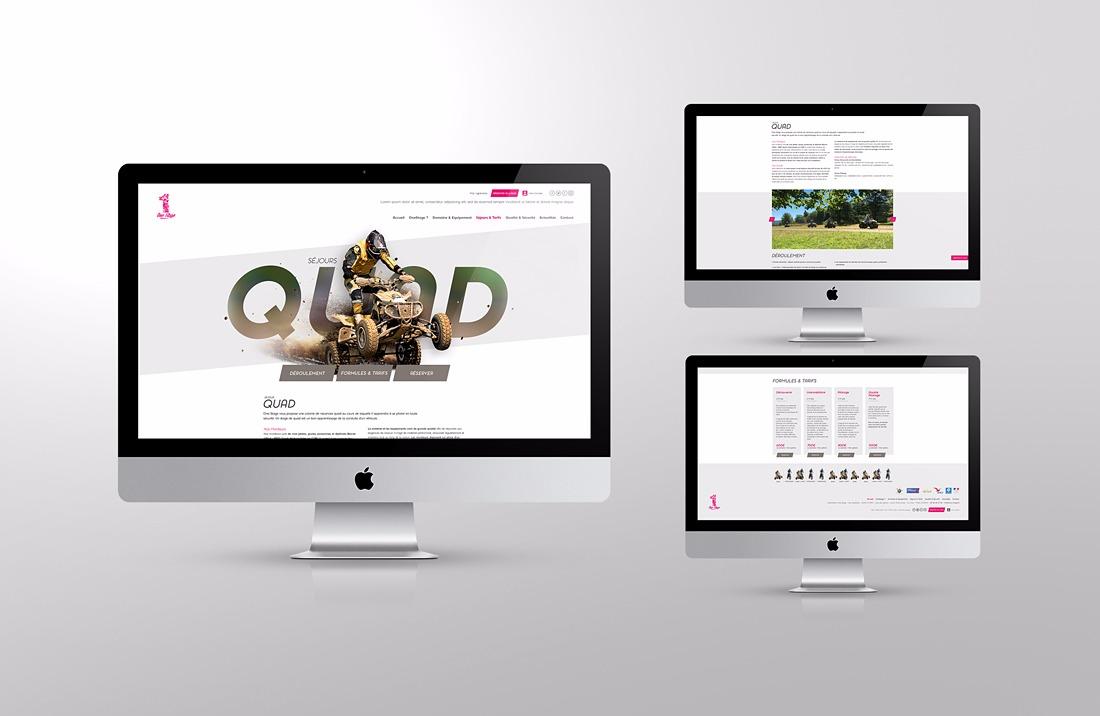 One Stage webdesign - Bicom Studio