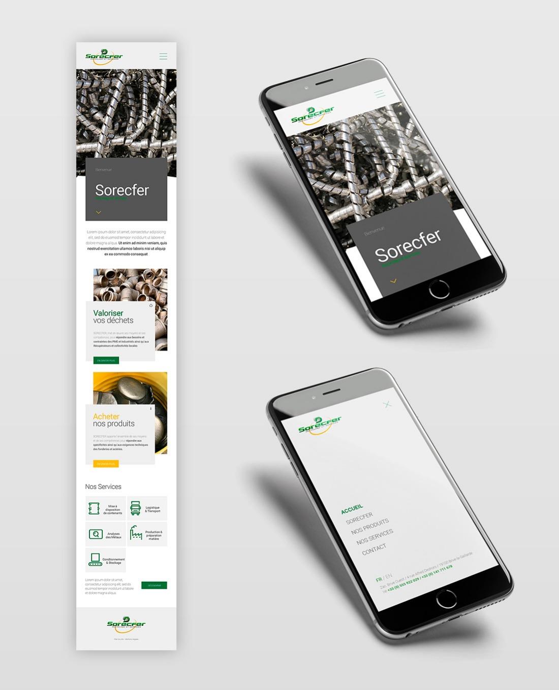 Sorecfer recyclage - Bicom Studio