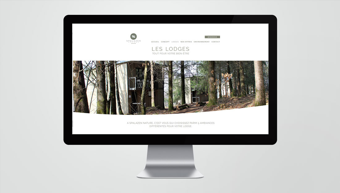 Lodges Spalazen Nature