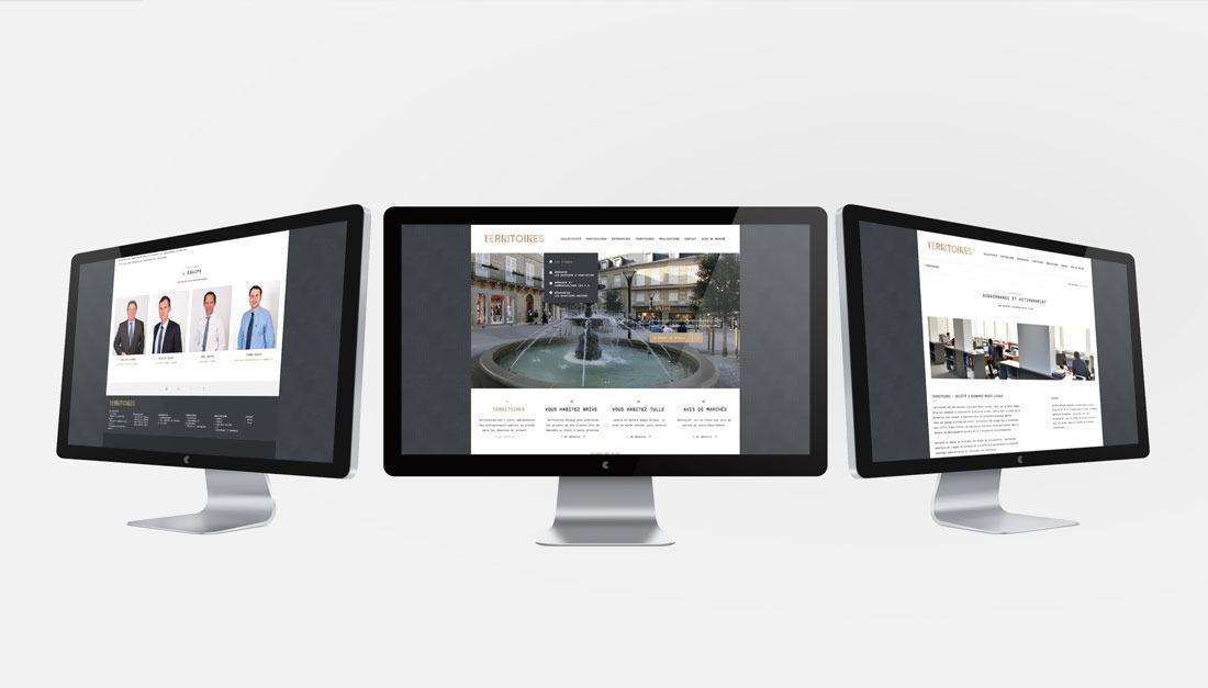 Site internet Territoires