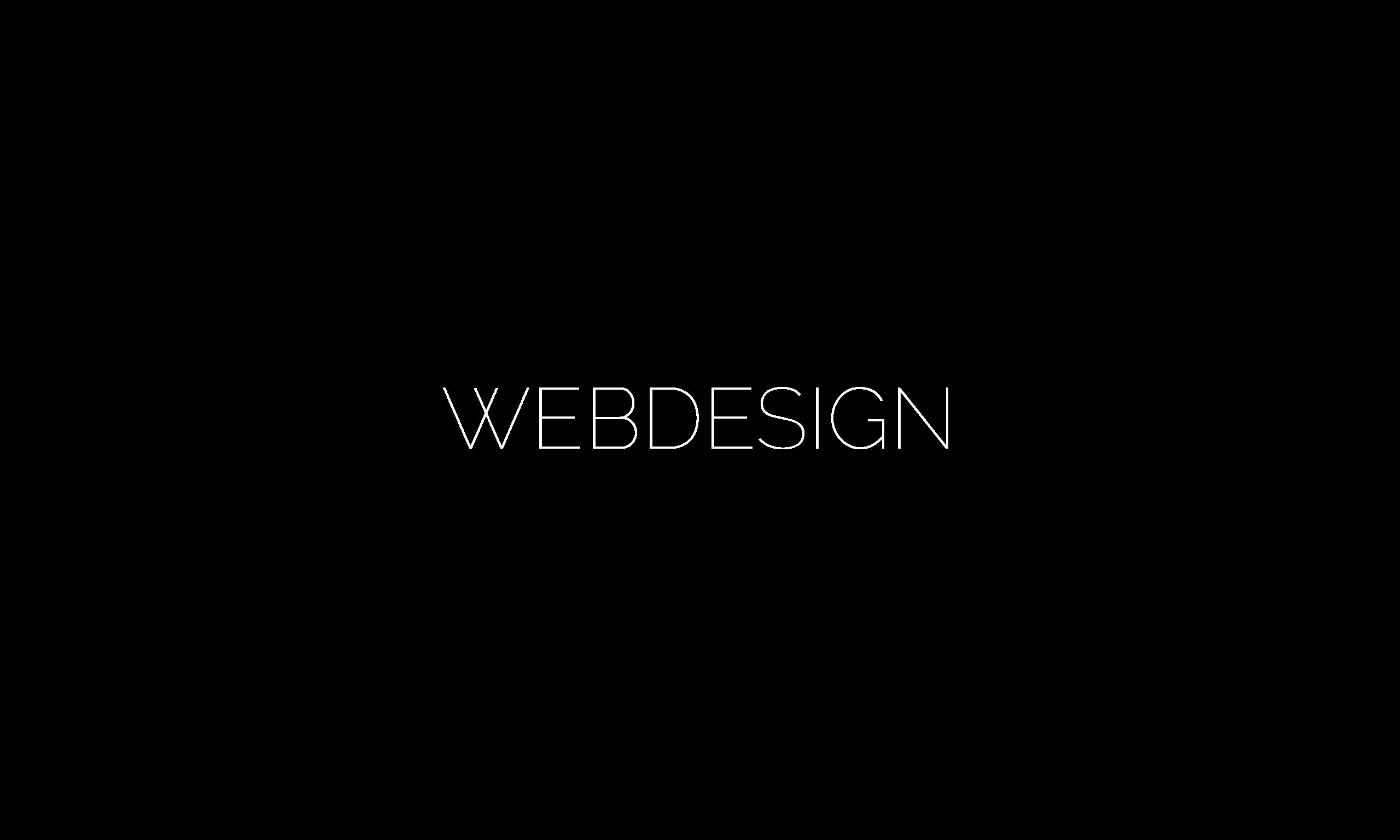 Webdesign & Développement